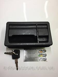 Ручка багажника с замком Атаман, Богдан А-092/093 пр-во Индия
