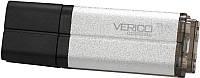 USB Flash Verico Cordial USB 16 Gb Silver