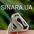 Шарм Супер Мама серебро 925 - Серебряная бусина Пандора Супер Мама, фото 2
