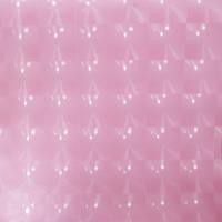 Голографик розовый (образец)