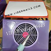 Фрезер, вытяжка для маникюра и подлокотник 3 в 1 Nail Dust, фото 1