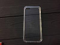 Силиконовый чехол для iPhone 5/5s/SE Прозрачный, фото 1