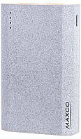 Портативная батарея Maxco MA-7800 Apache Power Bank Power IQ 1A/2,1А Li-Pol 7800 mAh Grey, фото 1