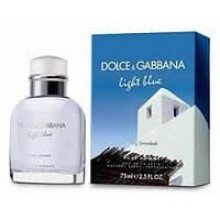 Dolce Gabbana Light Blue Living Stromboli EDT 125 ml (лиц.)