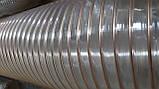 Поліуретановий шланг Vacuflex від д. 25мм. до 305 мм 1,0 мм., PU 10C ECO, Німеччина, фото 2