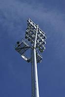 Осветительные мачты для спортивных объектов