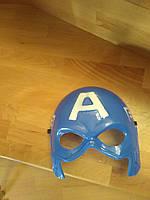 Маска Капітан Америка, фото 1