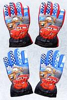 Перчатки балоневые Disney для мальчиков, размеры 3-6 лет,  арт. CR-A-GLOVES-95