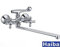 Смеситель для ванны Haiba Dominox-143
