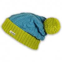 Tepla шапка Geneva turquoise-pistachio