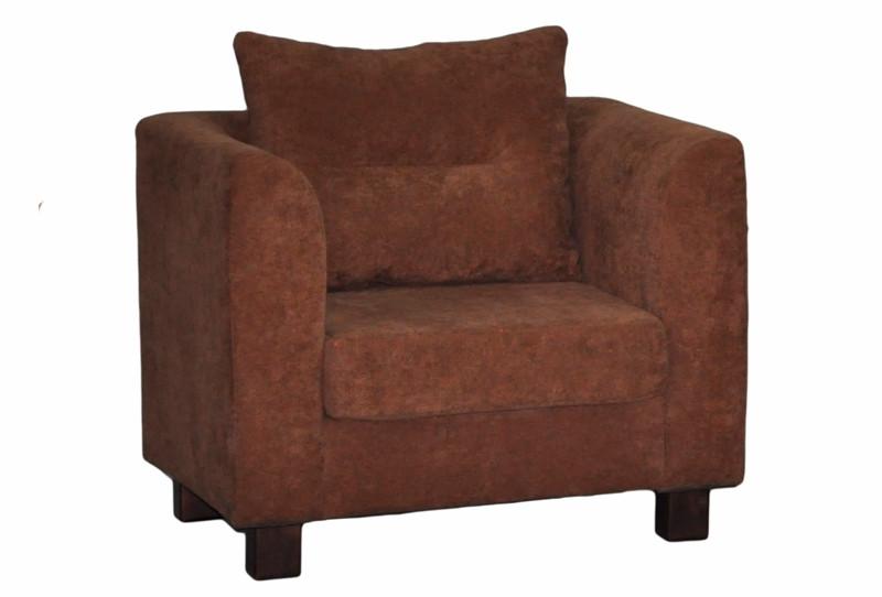 Крісло в вітальню з натурального дерева Комфорт Скіф