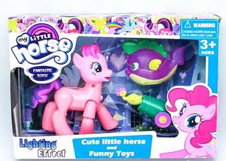 ПОНІ My little Pony » Ігровий набір Поні в коробці.