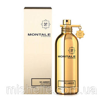 Montale So Amber ( Монталь Co Амбер, унисекс) реплика