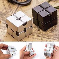 Безкінечний кубик Антистрес Infinity Cube Fidget Toy. Бесконечный куб Антистресс, InfinityCube