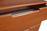 Комод на 4 ящика для спальни МДФ К005 (Неман), фото 3