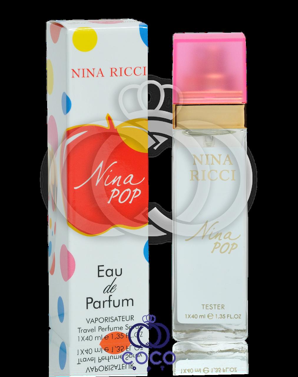 Женский минм парфюм Nina Ricci Nina Pop (тестер) 40 мл