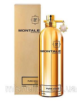 Montale Pure Gold ( Монталь Пюр Голд, унисекс) реплика