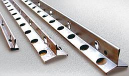 ПДШ Т-30: висота (h) 30мм, довжина (l) 2,5м/3м, товщина металу (s) 0,55мм