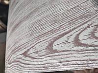 Профнастил ПС-8 0,4 мм Ламинированный Беленый дуб с 3D эфектом, фото 1