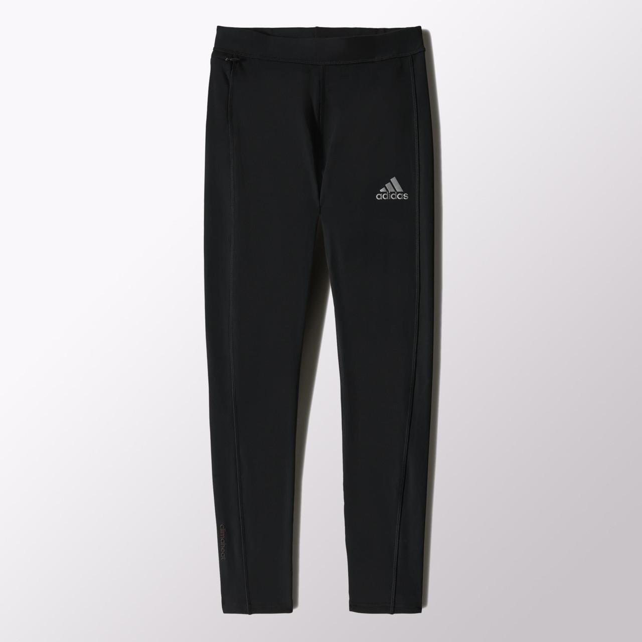 Мужские леггинсы Adidas Sequencials Lightweight Brushed (Артикул: F93705)
