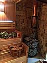 Сауна дровяная, кедр, осина, абаши, фото 9