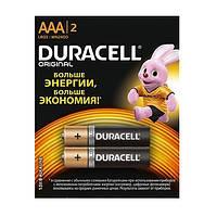 Батарейки Duracell AAA и АА, доп. товар, продается в наборе