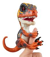 Fingerlings Untamed: Интерактивный динозавр оранжевый Blaze W3780/3781