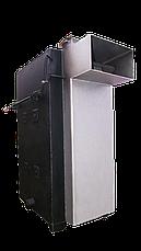 ПИРОЛИЗНЫЙ EKOT ОТ 12,5 KW Для помещения от 50м2 до 200м2 На дровах, брикетах до 12 часов на одной загрузке, фото 2