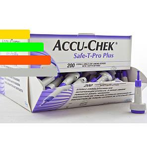 Ланцет Accu-Chek-Safe-T-Pro-Plus Акку-Чек Сейф-Т-Про Плюс, фото 2