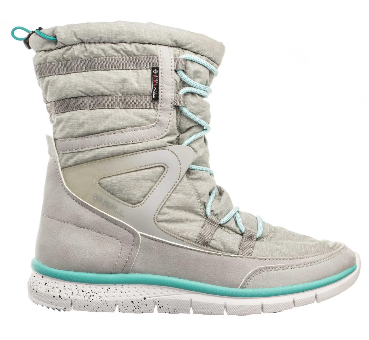 Жіночі чоботи O'Neill Zephyr LT Snowboot 41 White