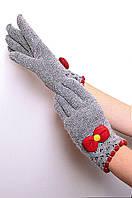 Перчатки женские А-13029 Wool Gloves
