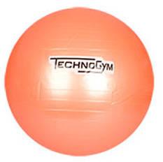 Мяч для фитнеса-65см MS 0982O (Оранжевый)
