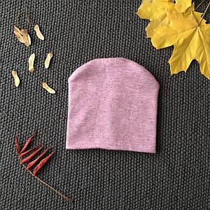 Шапка ангора/віскоза 44-54  Ягідно-рожева