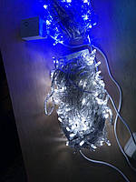 Новогодняя светодиодная гирлянда 100LED 8м белый