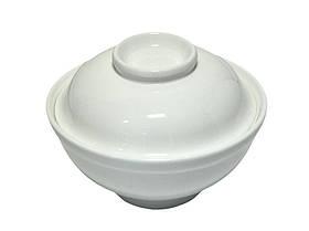 "Тарелка для мисо-супа с крышкой 430 мл, ""Fudo"" Китай"