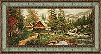 Гобеленовая картина Декор Карпаты F 276 60х120 (gb_11)