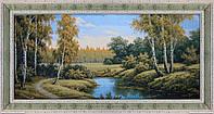 Гобеленовая картина Декор Карпаты Созвездие красок 80х160 (gb_17)
