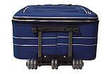 Набор дорожных чемоданов Siker Lux 3 штуки синий, фото 8