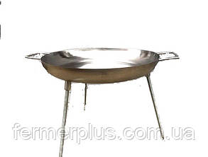 Сковорода для пикника из нержавеющей стали