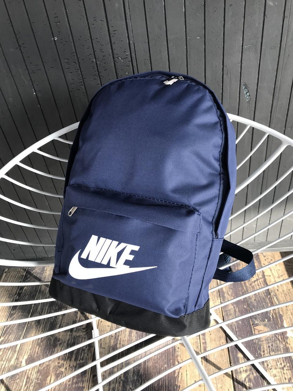 Рюкзак спортивньій R-09-03 Nike 600D синій