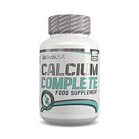 Витамины BioTechUSA Calcium Complete, 90 caps