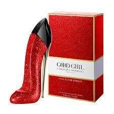 Женская парфюмированная вода Сarolina Нerrera good girl collector edition RED  80 мл