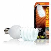 Hagen Exo Terra Repti Glo 10.0 Compact 26Вт лампа для пустынного террариума