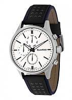 Мужские наручные часы Guardo P11647 SWB