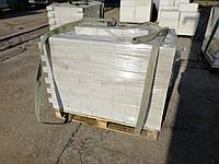 Силикатный кирпич полуторный упакованный на поддоне