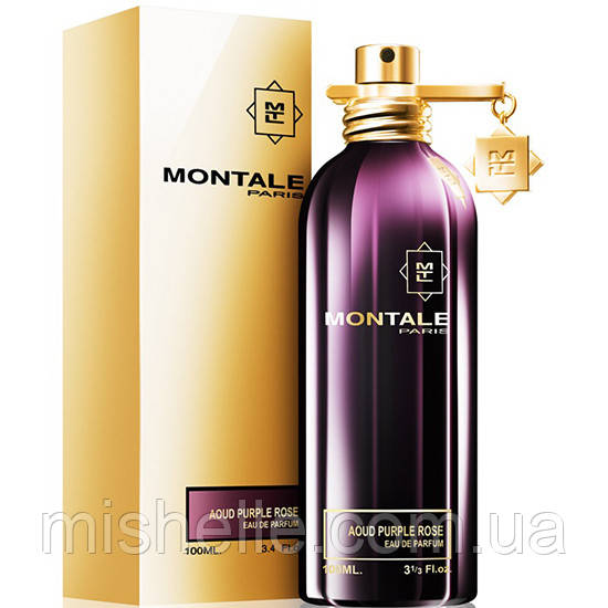 Montale Aoud Purple Rose (Монталь Ауд Пурпл Роуз, унисекс) реплика