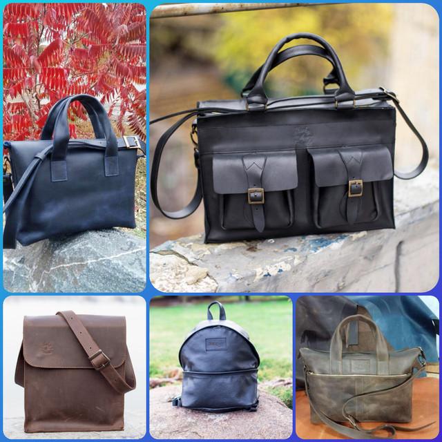 Мужские сумки, портфели, рюкзаки.