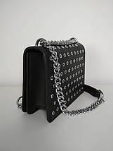 Модная женская сумка на цепочке 15*20*7 см, фото 3