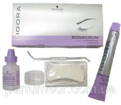 Краска для бровей IGORA Bonacrom  иссиня-черный