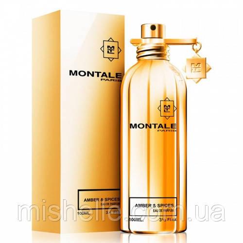 Montale Amber & Spices (Монталь Амбер энд Спайс, унисекс) реплика